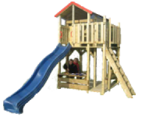 Speeltoestellen en buitenspeelgoed bij Outdoor Toys Krimpen