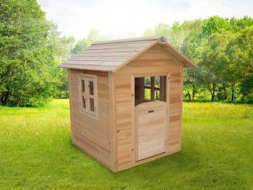 Betere Axi speelhuisjes klein | Houten speelhuisjes - Outdoor Toys Krimpen CB-56
