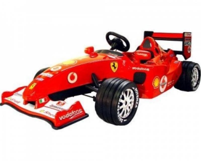 Ferrari F1 Elektrische Auto Elektrische Auto S Outdoor Toys Krimpen