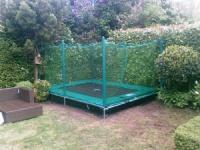 Trampoline Kleine Tuin : Ingegraven trampolines kom proefspringen outdoor toys krimpen