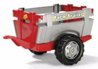 farm trailer rood